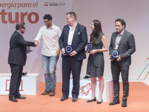 Entrega de premios Repsol